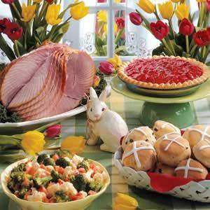 Memorable Easter Meal On Family Farm Taste Of Home