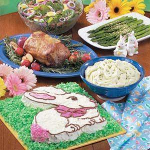 Springtime Meal