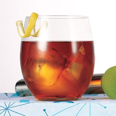 Image of Applejack Old-Fashioned, Rachael Ray Magazine