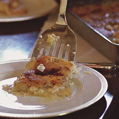 Image of Apple-Potato Gratin, Rachael Ray Magazine