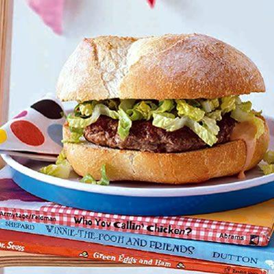 Rachel ray hamburger recipes