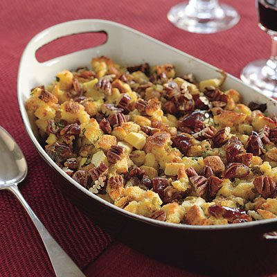 Image of Apple-and-Date Stuffing, Rachael Ray Magazine
