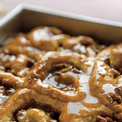 Image of Apple-Pecan Sticky Buns, Rachael Ray Magazine