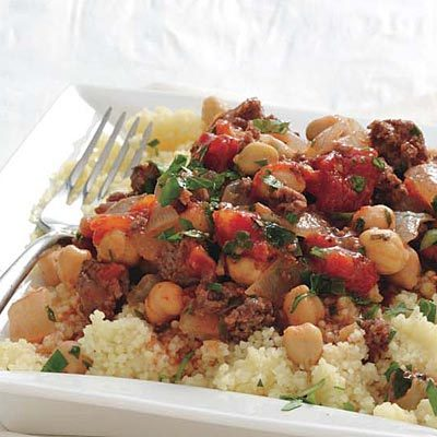 """Food So Good Mall: """"Persian Lamb Stew with Chickpeas"""""""