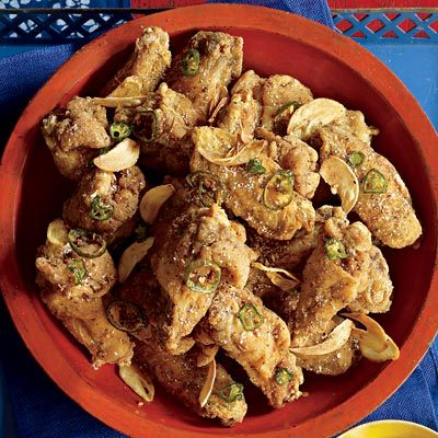 recipe for Salt and Pepper Chicken at Best Recipes . Better than ...