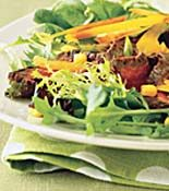 Grilled Steak Salad