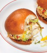 Chicken Delight Sliders Recipe - Every Day with Rachael Ray