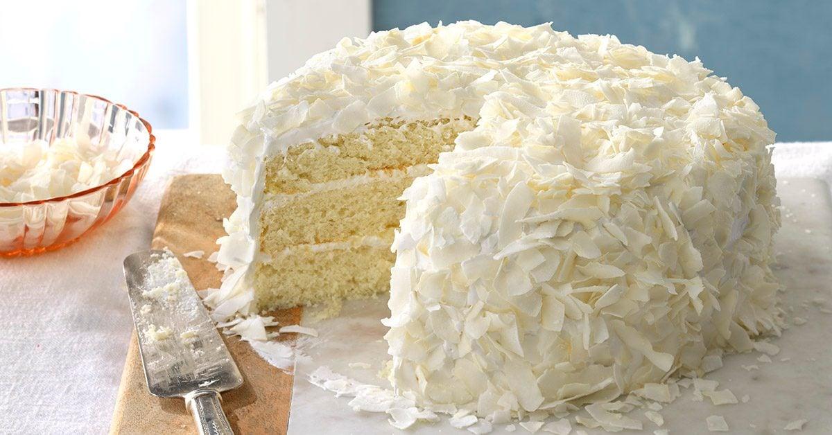 Raffaello-той бялуу хийх жор