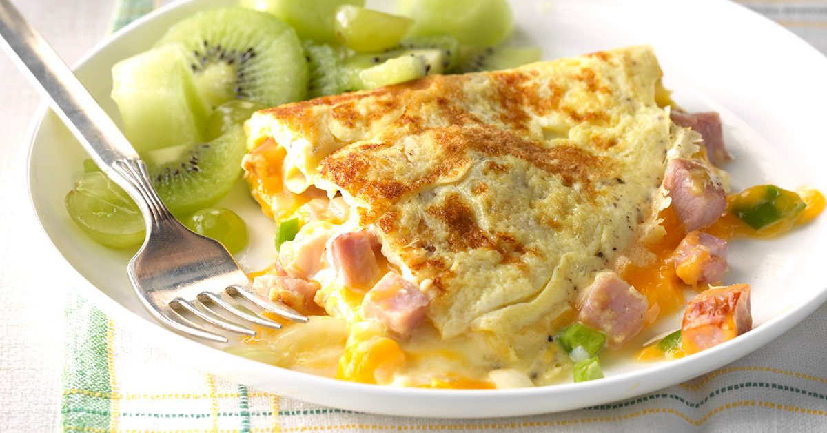 French Omelet Recipe Taste Of Home