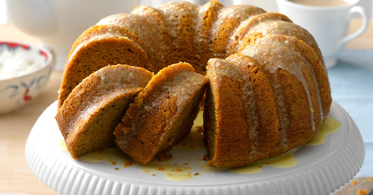 Chicken Fajitas Bundt Cake