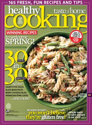 March 30 Healthy Cooking April May 2010 Issue