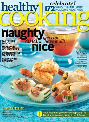 Nov. 30 Healthy Cooking November December 2011 Issue