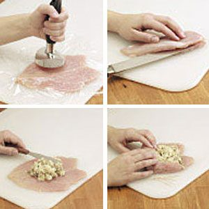 How to Flatten Chicken Breasts