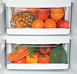 Vegetable Storage Tips
