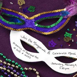 Family-Friendly Mardi Gras Party Ideas