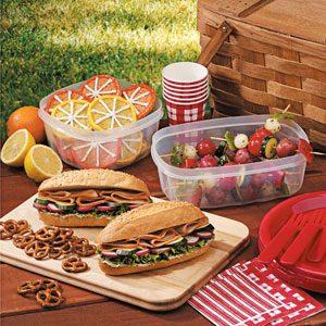 holiday picnic