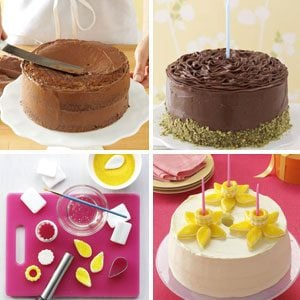 Decoration Of Cake In Home : Birthday Cake Decorating Ideas Taste of Home