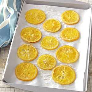 Dry Citrus Slices
