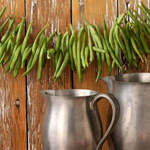 How to Dry Beans