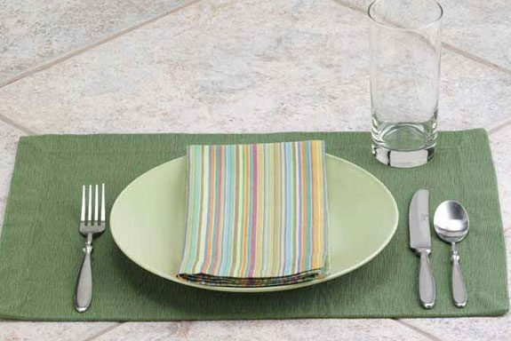 How to set a table taste of home for How do i set a table