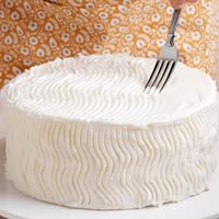 Cake Decorating Zig Zag : How to Decorate a Cake Taste of Home