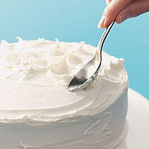 How To Make Ocean Waves On A Cake