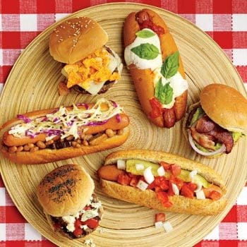 Hot Dog & Burger Toppings