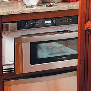 Mess-Free Microwave