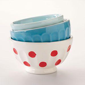 Use a scrap bowl.