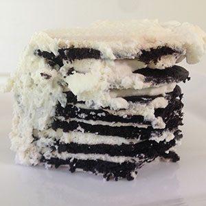 2-Ingredient Icebox Cake