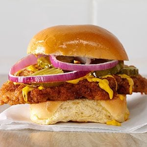 Breaded Tenderloin
