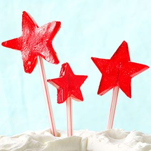 Candy Stars Step 2