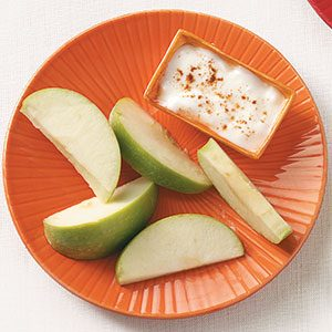 Cinnamon Apple Snack