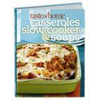 Casseroles, Slow Cooker & Soups