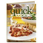 2012 Quick Cooking Annual Recipes