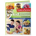 Taste of Home Kid-Approved Cookbook