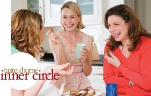 Taste of Home Inner Circle