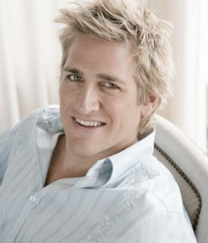 Across the Table from Curtis Stone