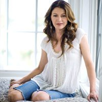 Across the Table from Jane Leeves