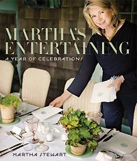 Across the Table From Martha Stewart