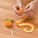 How to Make a Citrus Rose