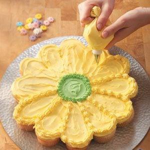 Sunny Flower Cake Recipe Taste Of Home