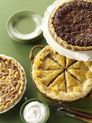 Nut Pie Recipes