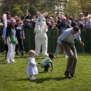 2011 Easter Egg Hunts