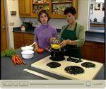 Carrot Souffle Video
