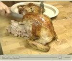 Carving a Turkey Video