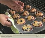 Muffins in Minutes Video